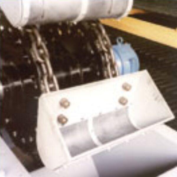 HIGH SPEED BUCKET ELEVATOR WITH CHAIN type SB
