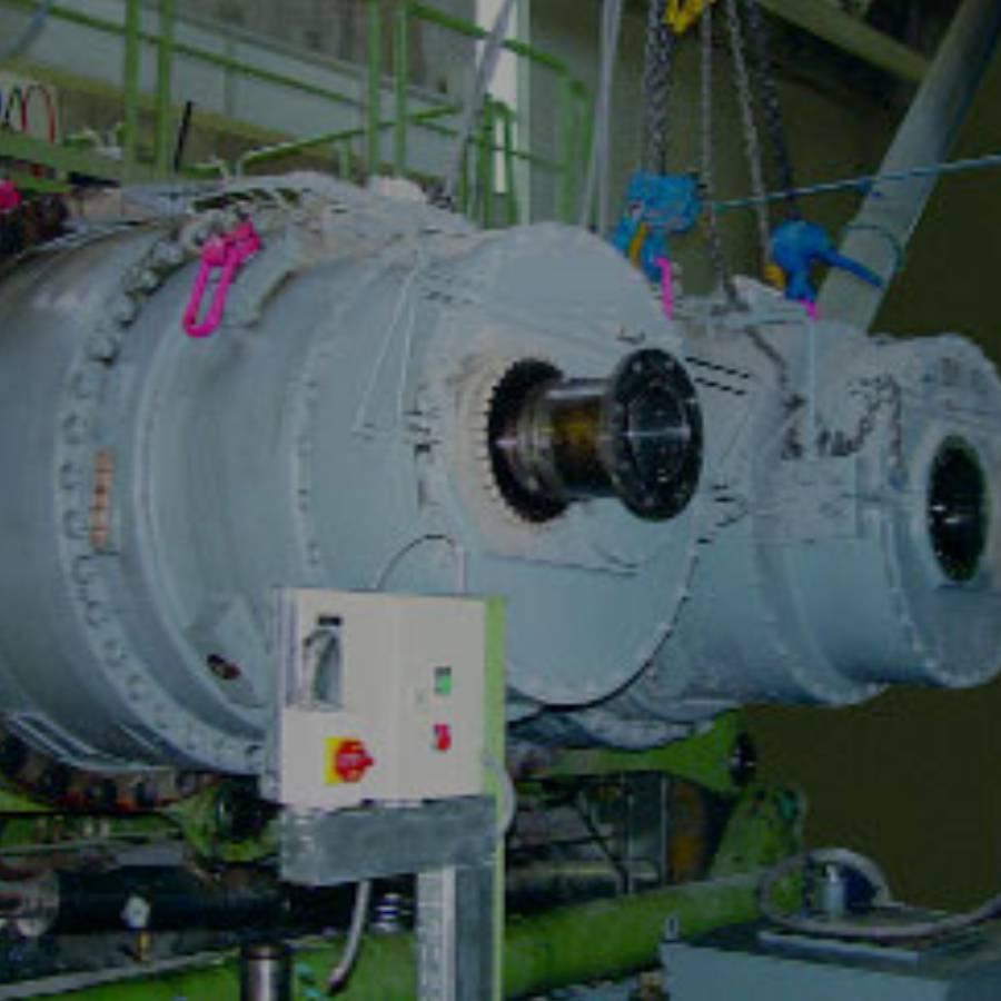 Heavy-Duty-Gearbox-Cement Industry